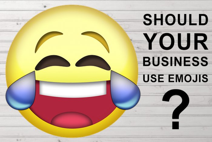 Should you business be using emojis