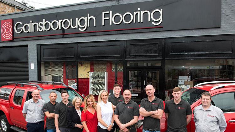 Gainsborough Flooring in Preston