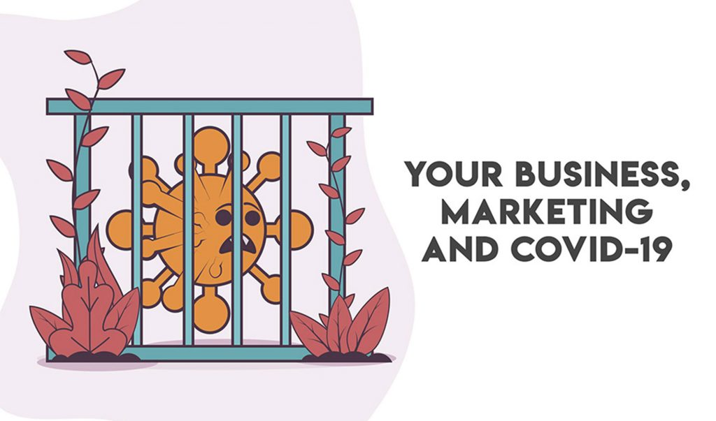 Business, Marketing and COVID-19. Another handy blog from Lucky 6 Marketing