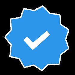 Blue tick found on verified Instagram accounts